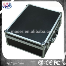 cheap professional makeup case/aluminum empty cosmetic case/cheap tattoo machine suitcase