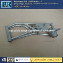 Marcos de la aleación de acero de la soldadura del mecanizado cnc de la alta precisión