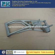 High precision cnc machining welding steel alloy frames