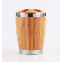 Popular Natural Bamboo Toothbrush Holder for Daily Use