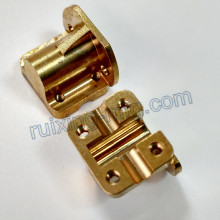 Latest CNC Milling CNC Machining Brass Parts