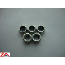 Высококачественная нержавеющая сталь / углеродистая сталь / шестигранные гайки из меди