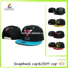 Os melhores produtos promocionais bonés de beisebol brimless chapéus personalizados snapback