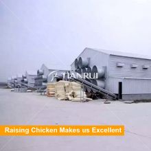 Geflügelfarm Elektrische tragbare Hühnerhaus Ventilatoren
