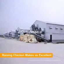 Ventilateurs portatifs électriques de ventilation de maison de poulet de ferme de volaille