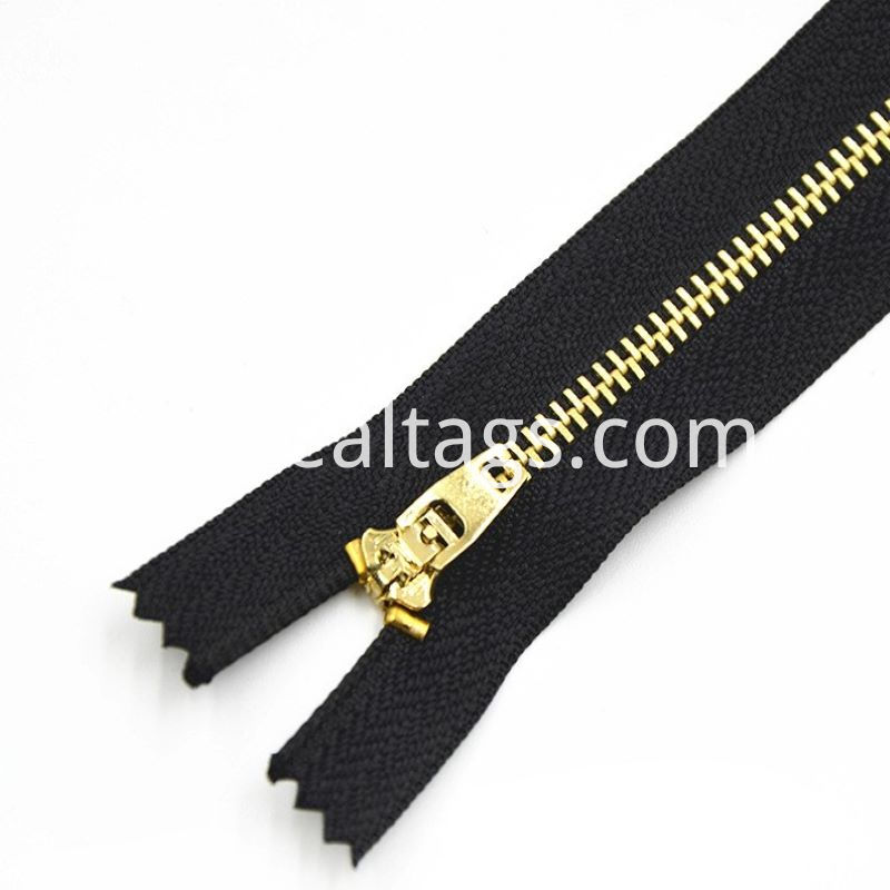 Metal Zipper Tape