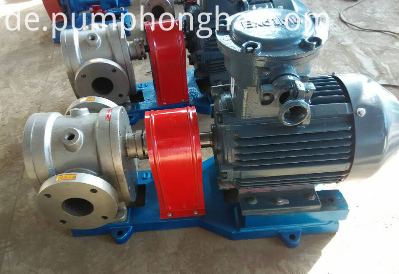 cooking oil pump