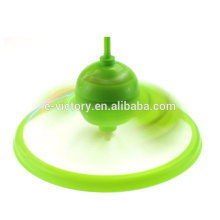 Flashing Flying UFO Saucer Helicopter Child Toy Flashing Light-Up UFO