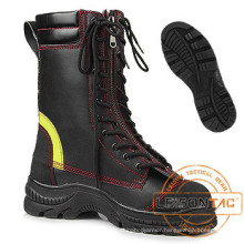 Fhx-03-1 Fire Fighting Boots Adopting Cowhide Leather