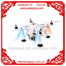 2014 NEW toy V303 4-axes of unmanned rc UFO with GPS positioning