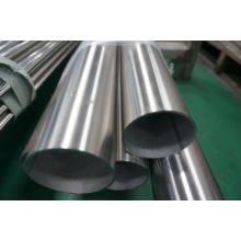 SUS304 GB Tubo de agua fría de acero inoxidable (50.8 * 1.2)