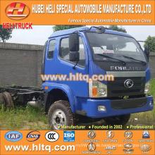 FOTON 4X4 BJ3062V3PDB-B2 130hp Allradantrieb-LKW-Chassis heißer Verkauf