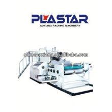 stretch !AX-1000 Cling Film Rewinding Slitter co-extrusion stretch film machine lldpe pallet machine stretch film