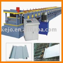 Farbbeschichtete Wand- und Dachblech-Walzenformmaschine