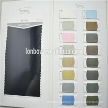 Wholesale estoque regular 100% Cupro 1/2 twill tecido forro de design