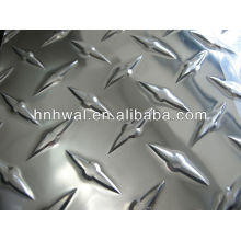 Mill Finish Aluminum checkered plate sheet