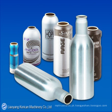Lata de aerossol de alumínio