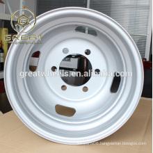 New utility steel wheels 5.5x16 for light truck steel wheel