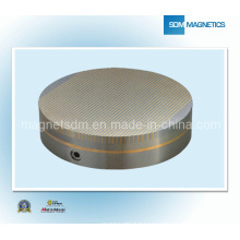 Huge Permanent Neodymium Pot Round Chuck Magnet
