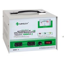 Customed Tnd / SVC-1k Monofásico Série Totalmente Automático Regulador de tensão AC / Estabilizador