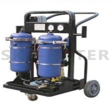 Double-Stage Vacuum Transformer Oil Purifier Filter