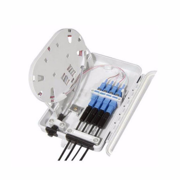 FTTH 4 Core Outdoor Fiber Termination Box