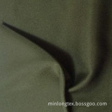 Polyester fabric, twill, thick, soft and ideal for man's jacket