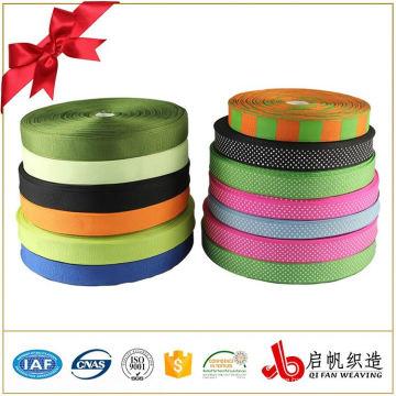 Customized Newest promotional polyester satin ribbon