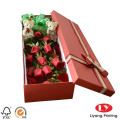 Rectangle Large size Flower Gift Paper Boxes