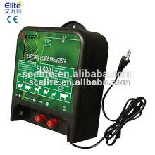 energizador de vedação elétrica à prova de intempéries / energizador de cerca impermeável / carregador de vedação