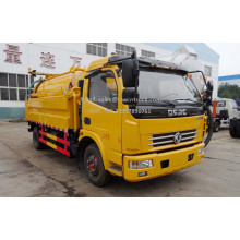 Camión bomba de residuos Dongfeng 4CBM nuevo