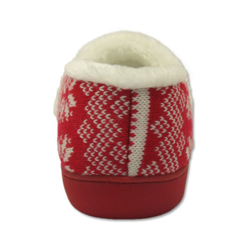 christmas comfy fluffy slippers for womens