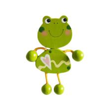 Imán animal personalizado decorativo personalizado divertido del refrigerador de la marca de fábrica FQ
