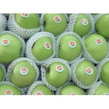 Top-Qualität frischer grüner Gala-Apfel