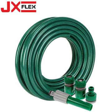 PVC Garden Hose With Brass Couplings