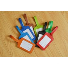 Colorful Can Mix Color Custom Logo Luggage Tag