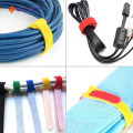 Projeto Best-seller Gancho Loop Cable Wrap Roll