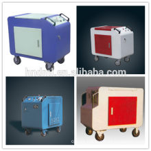 Double-stage Vacuum Transformer Oil Purifier, oil filtration machine, Oil Purification Plant