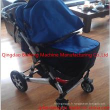 Poussette de bébé standard de l'Europe avec 4 roue de mousse d'unité centrale