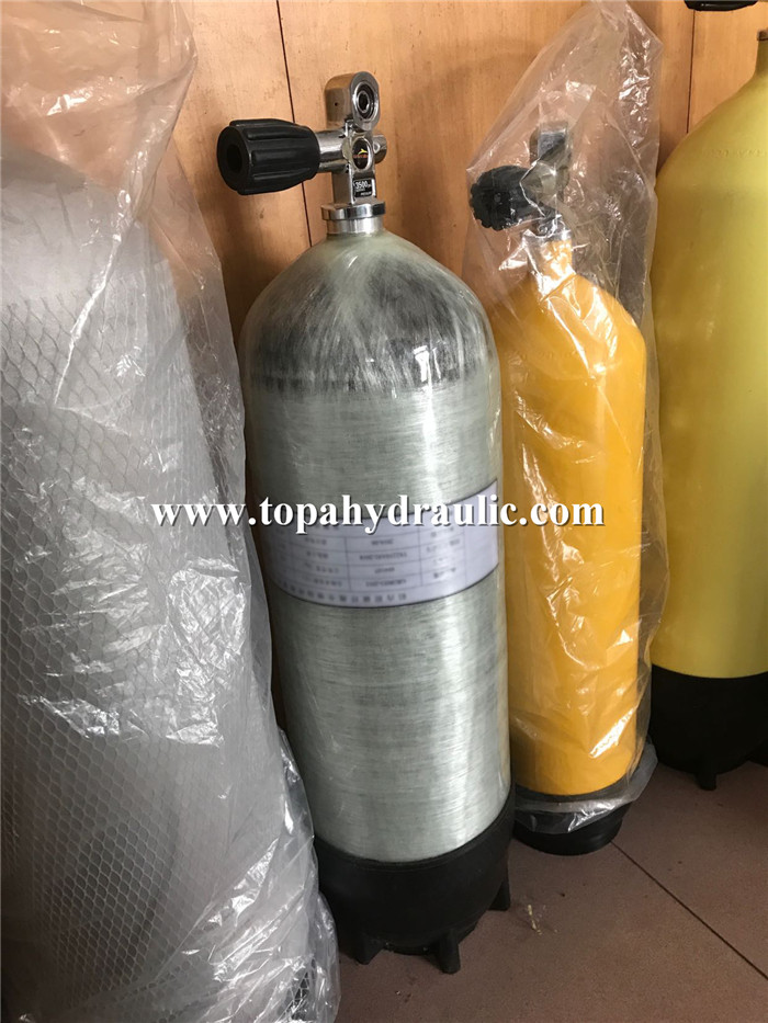 Mini tank industrial gas cylinder sizes