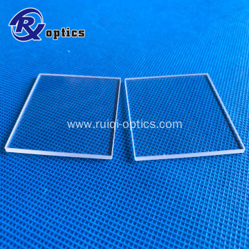 Fused Silica Optical Glass Windows
