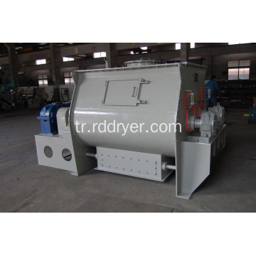 Yerçekimi Free Double Shaft Paddle Mixer