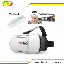Vr Box 3 D Vr Glasses 3 D Mobile Glasses with Bluetooth Gamepad
