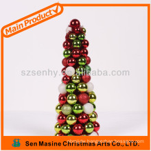 2014 hot selling christmas bauble tree