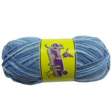 Full-color Cotton Yarn, Used to Make Industrial Cloth, Available in Various Colors