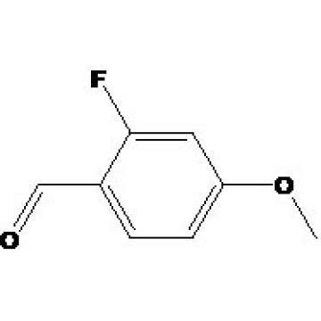 2-Fluor-4-methoxybenzaldehyd CAS Nr. 331-64-6