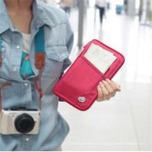 Sacs portatifs multifonctionnels de passeport de billet de mode (96580)