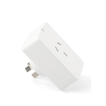 Type I Au Smart Home Plug 10A Current 2400W Support Energy Monitoring