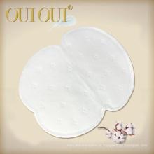 Melhor Almofadas de suor absorventes Underarm personalizadas descartáveis