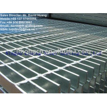 Plain Galvanized Style Steel Grating